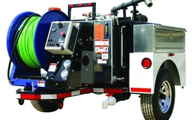 Jetters/Jetting Pumps - Durable trailer jetter