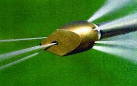 Nozzles - Front penetrating nozzle