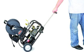 Jetters/Jetting Pumps - Compact jetter
