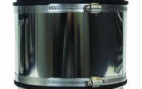 Source One Environmental flexible pipe coupling
