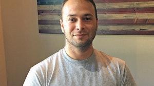 Kyle Warren joins Sprayroq