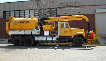 Latin American septic company relies on quality equipment to break into sewer cleaning industry