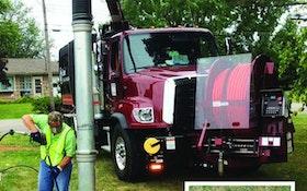 Vacuum Trucks/Pumps/Accessories - Hydroexcavating sewer cleaner