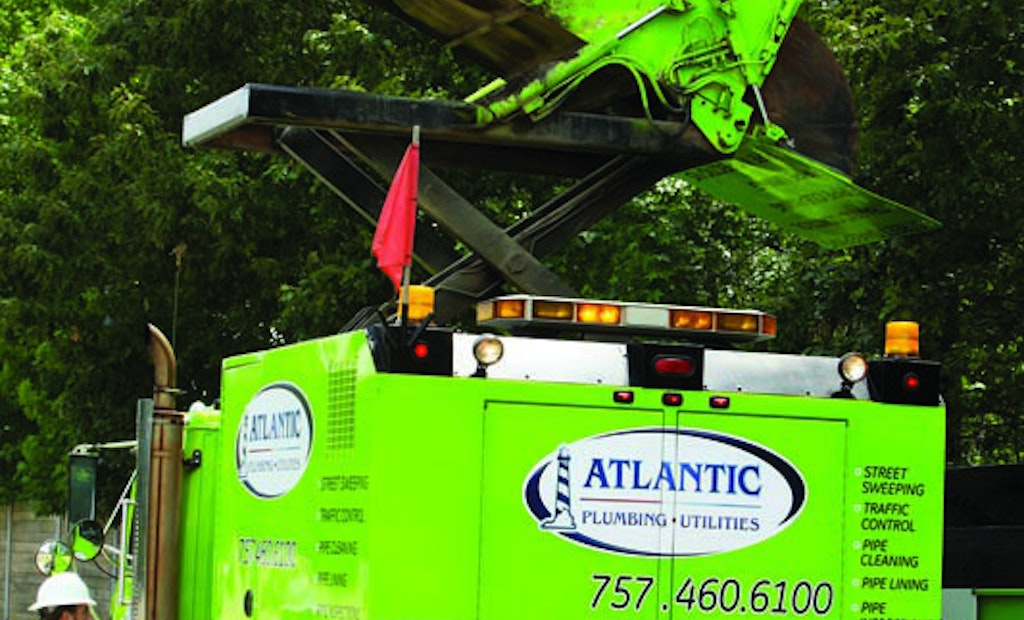 Street Sweepers Provide Alternative Revenue And Complementary Service
