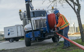 Hydrovac Truck Expands Company's Service Offerings