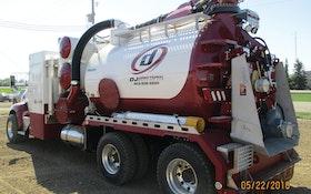 Hydroexcavation - Tornado Global Hydrovacs F4 ECOLITE