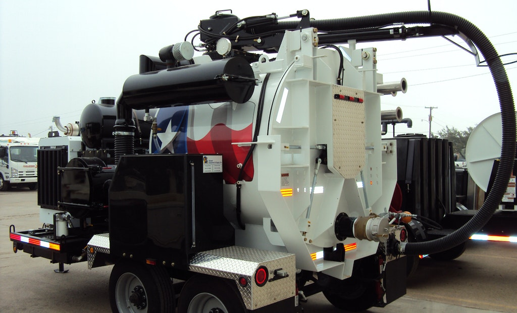 Don't Neglect the Hitch on Your Trailer Vacuum Excavator