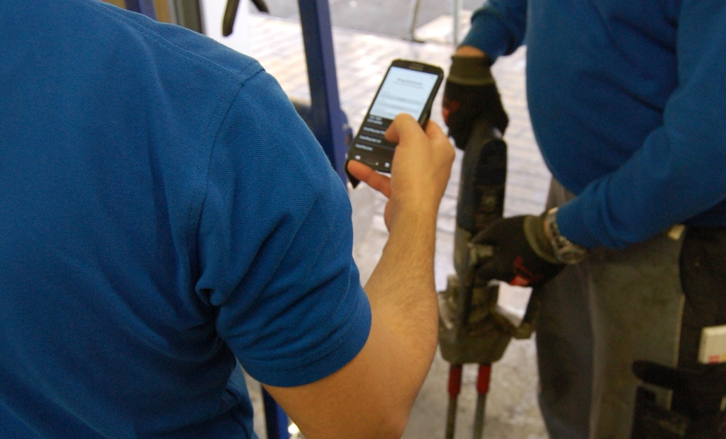 Trelleborg Launches 'Site Guide' App for Sewer Rehabilitation