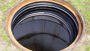 Manhole Parts and Components - Trelleborg Pipe Seals FlexRib