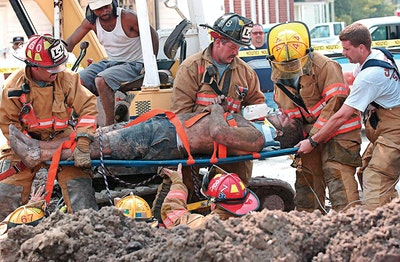 Think It Can't Happen to You? How to Respond to a Trench Collapse.