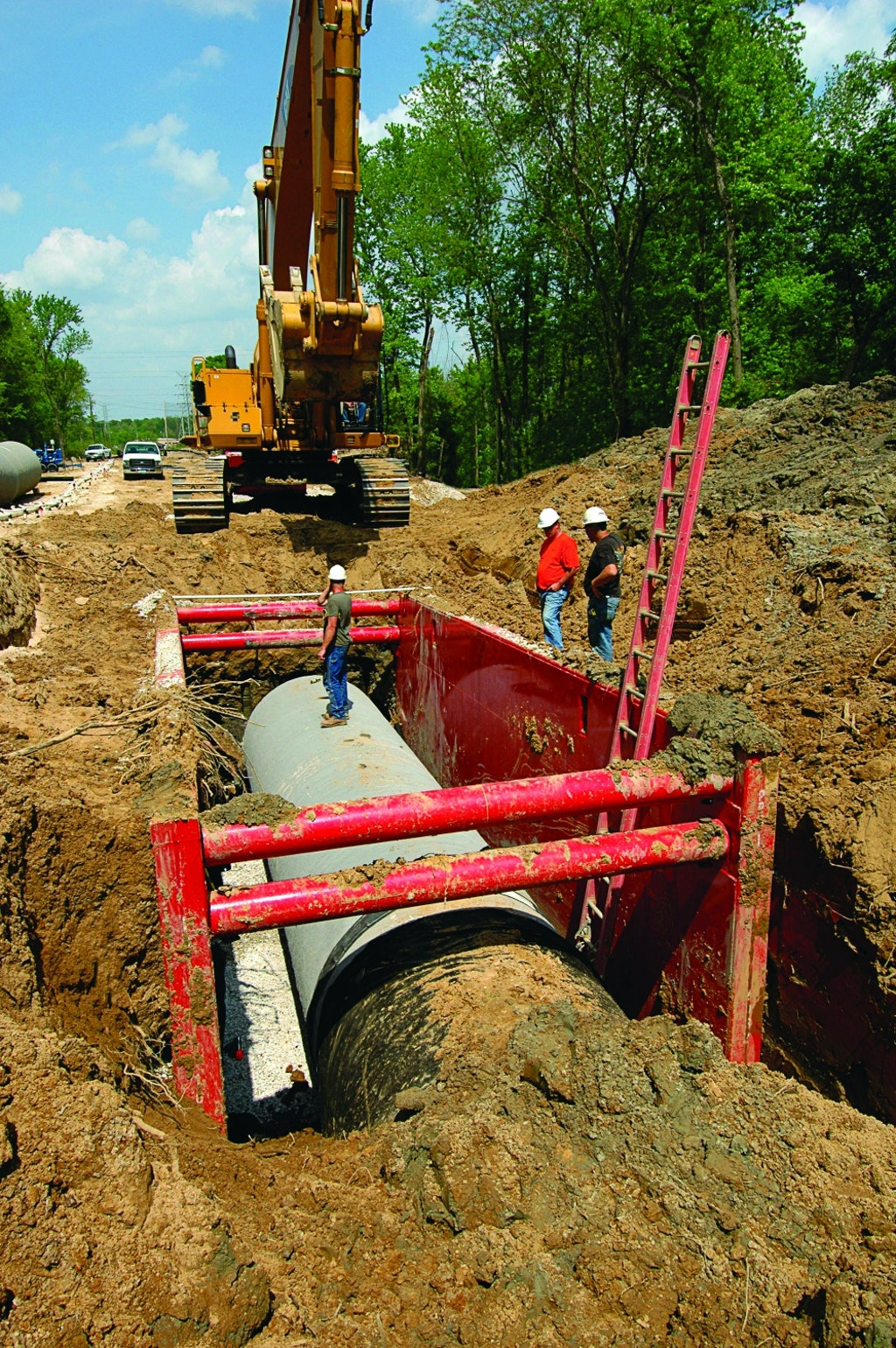 5 Steps To Prevent Trench Collapses Cleaner