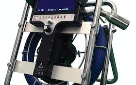 Push TV Camera Systems - Trojan Worldwide C100-512SL