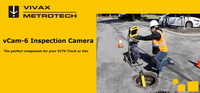 vCam-6: A Push Camera for Mainline Inspections
