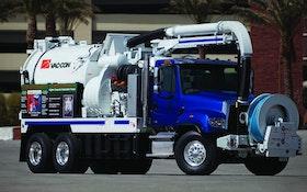 Vacuum Trucks/Pumps/Accessories - Combination truck