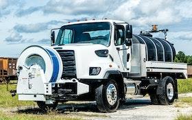 Truck/Trailer Jetters - Vac-Con Hot Shot