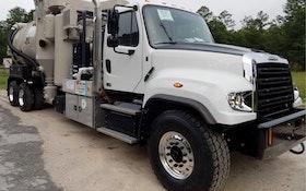 Industrial Vacuum Trucks - Vac-Con Industrial Vacuum Loader