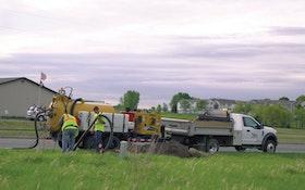 Vac-Tron Equipment LP 873 SDT vacuum excavator