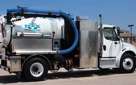 Hydroexcavation Equipment - Vactor HXX ParaDIGm