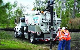Hydroexcavation - Vactor Manufacturing HXX Prodigy