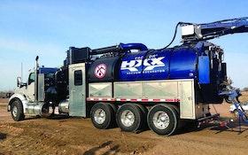 Jet/Vac Combo Units - Vactor Manufacturing HXX HydroExcavator