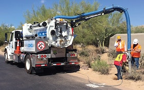 Hydroexcavation - Vactor Manufacturing ParaDIGM