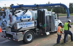 Hydroexcavation - Vactor ParaDIGm