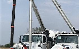 Vactor RDB 1015 rapid deployment boom