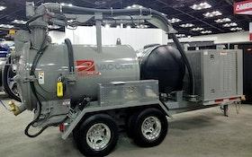 Hydroexcavation - Vector Technologies Mudslinger