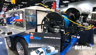 HotJet USA Announces New HotJet II Unit with Hydraulic and Fuel Injection Options