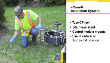 Expand Your Business Horizons with the vCam-6 HD Inspection Camera