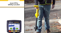 Locate Sondes and Utilities with the vLoc3-Pro Locator