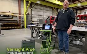 The Powerful, Durable Verisight Pro+ Push Camera