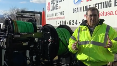 XtremeFlow III Cold-Water 1840 Jetter Trailer Provides Quality, Performance and Value