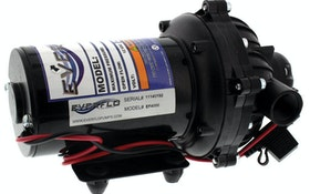 Water Cannon Inc. - MWBE 12-volt fluid transfer pump