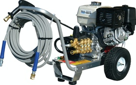 Pressure Washers and Sprayers - Water Cannon Inc. - MWBE pressure washers