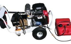 Pressure Washer and Sprayer - Water Cannon Inc. - MWBEPoly Drive