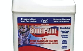 J.C. Whitlam BOILER-AIDE cleaner and treatment