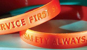 Service First, Safety Always