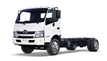 Hino Trucks Adds Class 4 Model 155 to Its Light-Duty Lineup