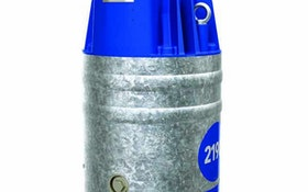 Xylem dewatering pump