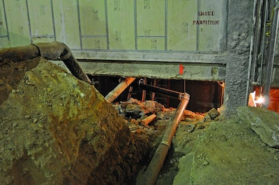 Hydroexcavation Contractor Gets Creative on Project in Downtown Philadelphia