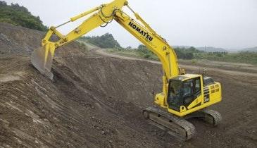 World's First Intelligent Machine Control Hydraulic Excavators