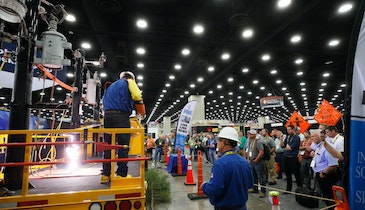 Registration Opens for 2019 International Construction and Utility Equipment Exposition