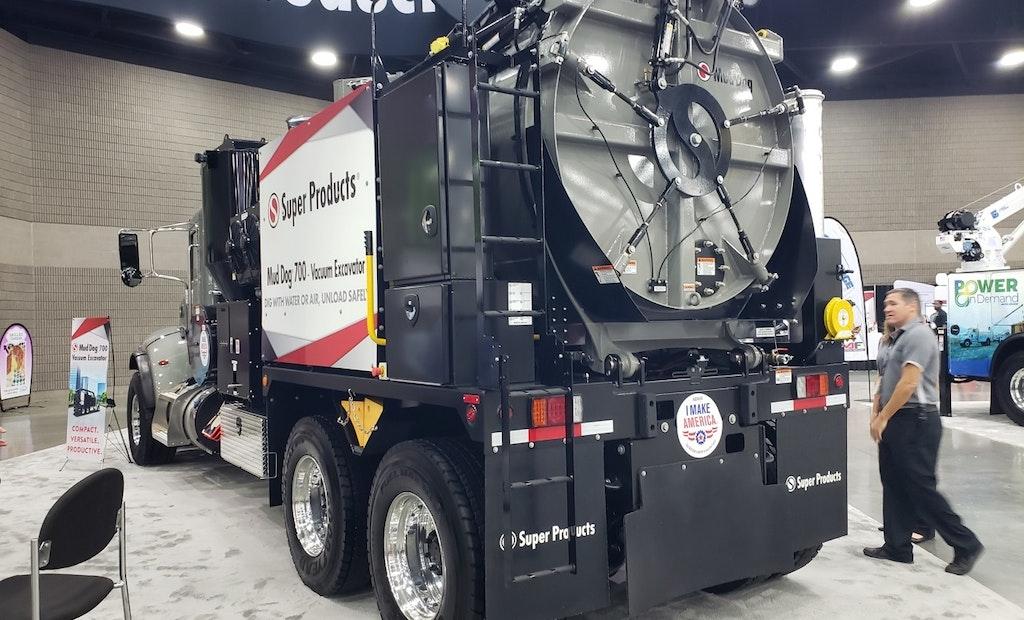 Companies Debut New Compact Vacuum Excavators at Utility Expo
