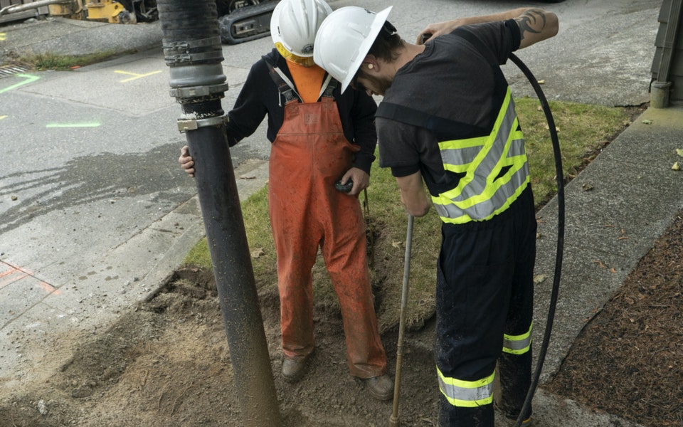 Powerful Blowers Differentiate Hydrovac Contractor From Competitors