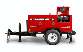 HammerHead Launches New HydroGuide HG375 Winch