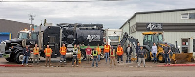 Adding Equipment Keeps Contractor Amped for Growth