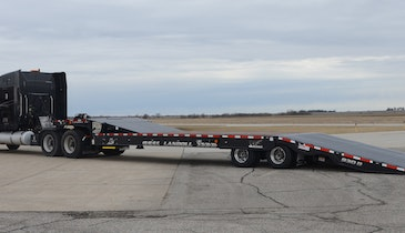 New Traveling Tail Trailers Increase Operational Efficiency
