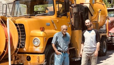 Family With Three-Decade History in Hydroexcavation Rediscovers the Truck That Started It All