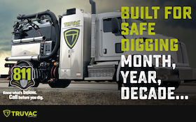 Happy Safe Digging Month from TRUVAC
